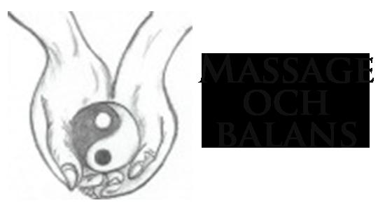 Massage och balans